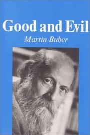 Cover of: Good and Evil