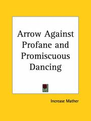 Cover of: Arrow Against Profane and Promiscuous Dancing