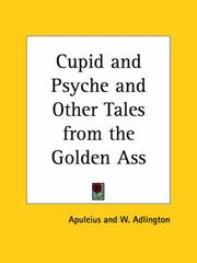Cover of: Cupid and Psyche and Other Tales from the Golden Ass