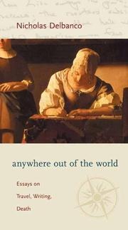 Cover of: Anywhere out of the world