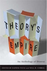 Cover of: Theory's empire |