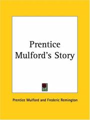 Cover of: Prentice Mulford's Story