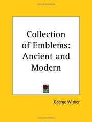 Cover of: A Collection of Emblems