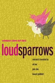 Cover of: Loud sparrows |