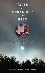 Cover of: Tales of Moonlight and Rain (Translations from the Asian Classics)