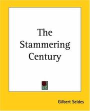 Cover of: The stammering century