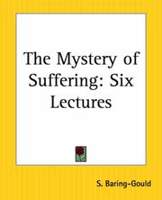 Cover of: The Mystery Of Suffering
