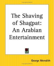 Cover of: The Shaving of Shagpat