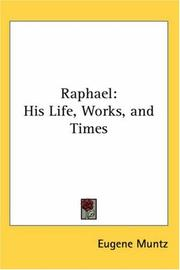 Cover of: Raphael | EugГЁne MГјntz