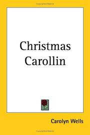 Cover of: Christmas carollin'