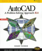 AutoCAD by Sham Tickoo