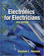 Cover of: Electronics For Electricians