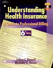 Cover of: Understanding health insurance by