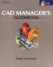 Cover of: CAD Manager's Guidebook (Reference)