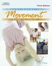 Cover of: Experiences in Movement