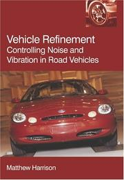 Cover of: Vehicle Refinement