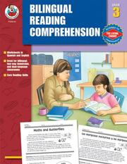 Cover of: Bilingual Reading Comprehension, Grade 3 (Bilingual Reading Comprehension) | School Specialty Publishing