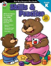 Cover of: Best Buy Bargain Plus, Kindergarten Skills and Practice | School Specialty Publishing