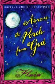 Cover of: Across the porch from God