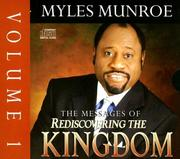 Cover of: Rediscovering the Kingdom, Vol. 1