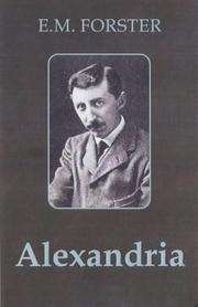 Alexandria by E. M. Forster