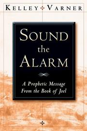 Cover of: Sound the Alarm
