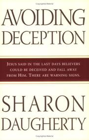Cover of: Avoiding Deception