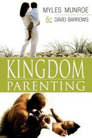 Cover of: Kingdom Parenting