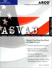 Cover of: ASVAB 17th Edition (Asvab | Arco