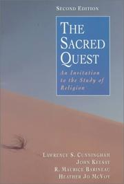 Cover of: The Sacred Quest | Lawrence S. Cunningham