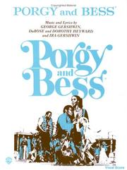 Cover of: Porgy and Bess