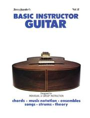 Cover of: Basic Instructor Guitar, Volume II (Student Edition)""