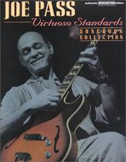 Cover of: Joe Pass | Roland Leone