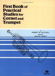 Cover of: First Book of Practical Studies | Nilo Hovey