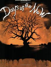 Cover of: Days of the New (Authentic Guitar-Tab) | Days of the New