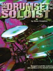 Cover of: Drum Set Soloist / Houghton