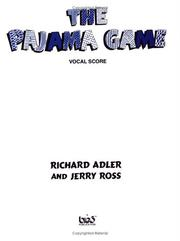 Cover of: The Pajama Game | Jerry Ross