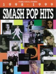 Cover of: 1998-1999 Smash Pop Hits | Various Artists