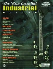 Cover of: The New Essential Industrial Guitar |