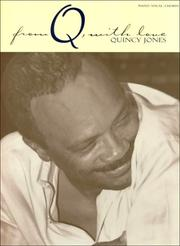 Cover of: Quincy Jones from Q, with Love