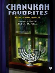 Cover of: Chanukah Favorites / Big Note | Robert Schultz