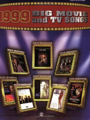 Cover of: 1999 Big Movie and TV Songs |