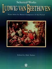 Cover of: Ludwig Van Beethoven