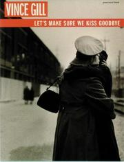 Cover of: Let's Make Sure We Kiss Goodbye