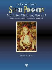 Selections from Sergei Prokofiev