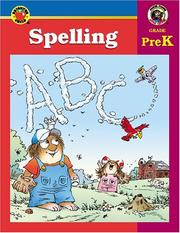 Cover of: Mercer Mayer Spelling, PreK | Mercer Mayer