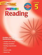 Cover of: Spectrum Reading, Grade 5 (Spectrum) by School Specialty Publishing