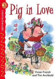 Cover of: Pig in love | Vivian French
