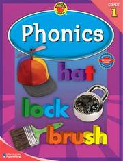 Cover of: Brighter Child Phonics, Grade 1 | School Specialty Publishing