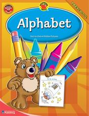 Cover of: Brighter Child Alphabet, Preschool | School Specialty Publishing